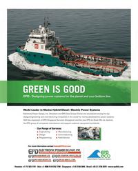 Maritime Reporter Magazine, page 43,  Mar 2012