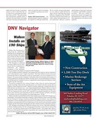 Maritime Reporter Magazine, page 57,  Mar 2012