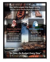 Maritime Reporter Magazine, page 5,  Mar 2012