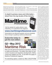 Maritime Reporter Magazine, page 80,  Mar 2012