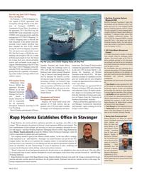 Maritime Reporter Magazine, page 87,  Mar 2012