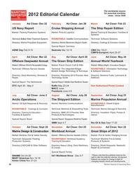Maritime Reporter Magazine, page 90,  Mar 2012