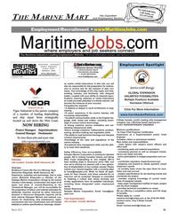Maritime Reporter Magazine, page 91,  Mar 2012