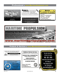 Maritime Reporter Magazine, page 93,  Mar 2012