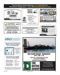 Maritime Reporter Magazine, page 95,  Mar 2012