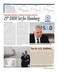Maritime Reporter Magazine, page 8,  Jun 2012