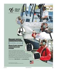 Maritime Reporter Magazine, page 13,  Jun 2012