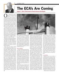 Maritime Reporter Magazine, page 14,  Jun 2012
