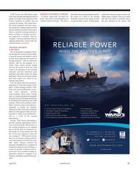 Maritime Reporter Magazine, page 17,  Jun 2012