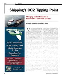 Maritime Reporter Magazine, page 30,  Jun 2012