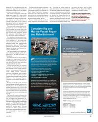 Maritime Reporter Magazine, page 37,  Jun 2012