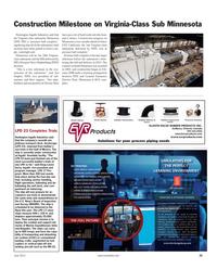 Maritime Reporter Magazine, page 39,  Jun 2012