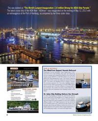Maritime Reporter Magazine, page 48,  Jun 2012