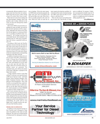 Maritime Reporter Magazine, page 75,  Jun 2012
