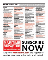 Maritime Reporter Magazine, page 82,  Jun 2012