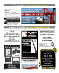 Maritime Reporter Magazine, page 85,  Jun 2012