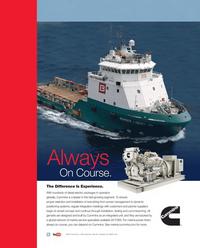 Maritime Reporter Magazine, page 7,  Jun 2012