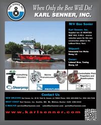 Maritime Reporter Magazine, page 4th Cover,  Jun 2012