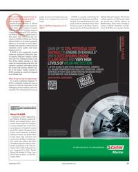 Maritime Reporter Magazine, page 13,  Sep 2012 Hamad Bin Khalifa Al Thani