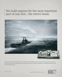 Maritime Reporter Magazine, page 2nd Cover,  Sep 2012 June