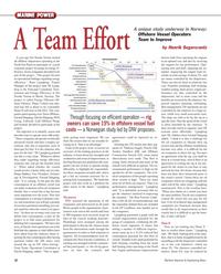 Maritime Reporter Magazine, page 32,  Sep 2012 Henrik Segercrantz
