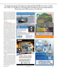 Maritime Reporter Magazine, page 35,  Sep 2012 Germany