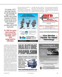 Maritime Reporter Magazine, page 37,  Sep 2012