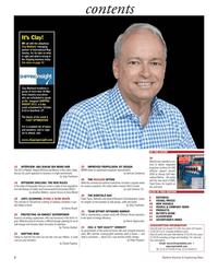 Maritime Reporter Magazine, page 2,  Sep 2012 Jan Zondervan