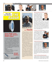 Maritime Reporter Magazine, page 42,  Sep 2012 Southern Denmark