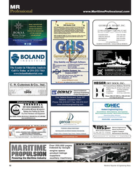 Maritime Reporter Magazine, page 52,  Sep 2012