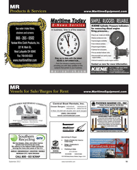 Maritime Reporter Magazine, page 55,  Sep 2012 Boat Rentals Inc.