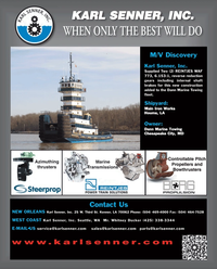 Maritime Reporter Magazine, page 4th Cover,  Sep 2012 May