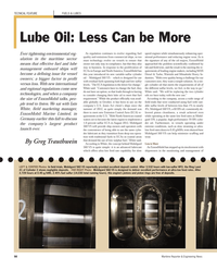 Maritime Reporter Magazine, page 98,  Nov 2012 variable-sulfur cylinder oil