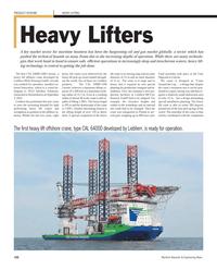 Maritime Reporter Magazine, page 102,  Nov 2012 Poland
