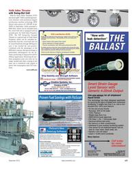 Maritime Reporter Magazine, page 107,  Nov 2012