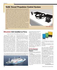 Maritime Reporter Magazine, page 114,  Nov 2012 energy savings