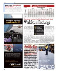 Maritime Reporter Magazine, page 10,  Nov 2012 Ritz-Carlton Amelia Island
