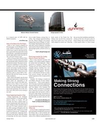 Maritime Reporter Magazine, page 119,  Nov 2012 Zhang Dou