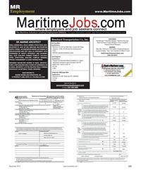 Maritime Reporter Magazine, page 123,  Nov 2012 SEMI