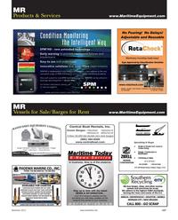 Maritime Reporter Magazine, page 127,  Nov 2012 Boat Rentals Inc.