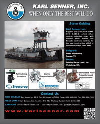 Maritime Reporter Magazine, page 4th Cover,  Nov 2012
