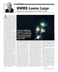 Maritime Reporter Magazine, page 16,  Nov 2012 sterile water