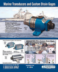 Maritime Reporter Magazine, page 2nd Cover,  Nov 2012