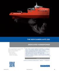 Maritime Reporter Magazine, page 31,  Nov 2012 Template
