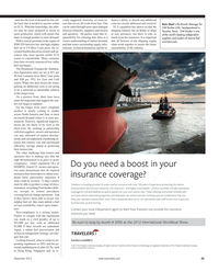 Maritime Reporter Magazine, page 35,  Nov 2012 Texas