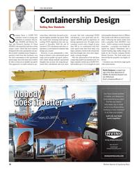 Maritime Reporter Magazine, page 36,  Nov 2012
