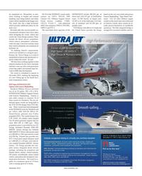 Maritime Reporter Magazine, page 43,  Nov 2012 Template