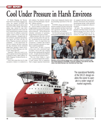 Maritime Reporter Magazine, page 46,  Nov 2012 Ann Katrin Barstad