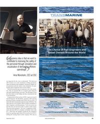 Maritime Reporter Magazine, page 49,  Nov 2012