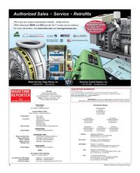 Maritime Reporter Magazine, page 4,  Nov 2012